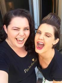 Selfie queens
